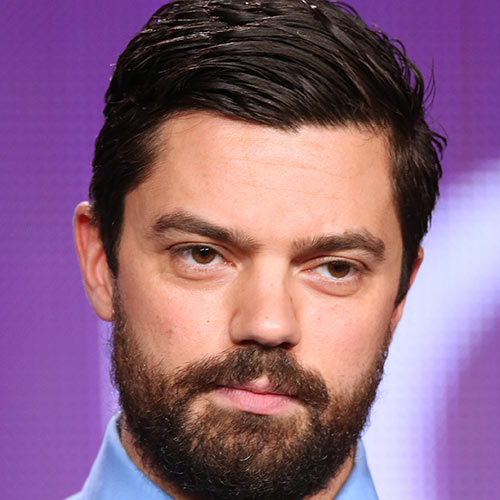 Actors answer: DOMINIC COOPER