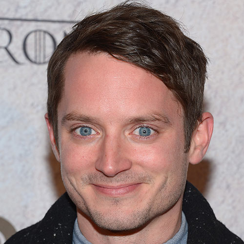 Actors answer: ELIJAH WOOD