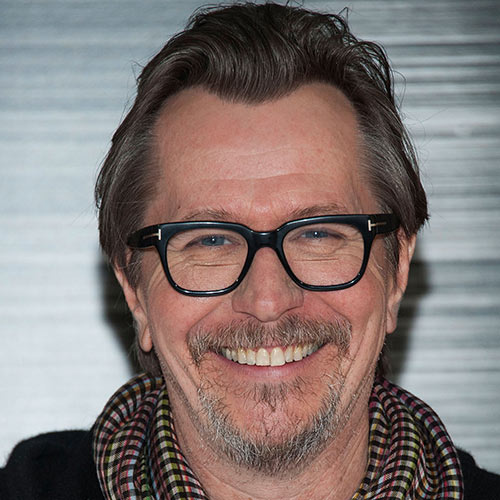 Actors answer: GARY OLDMAN