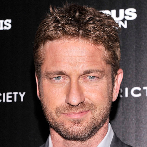 Actors answer: GERARD BUTLER