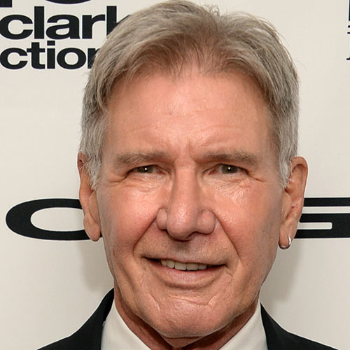 Actors answer: HARRISON FORD
