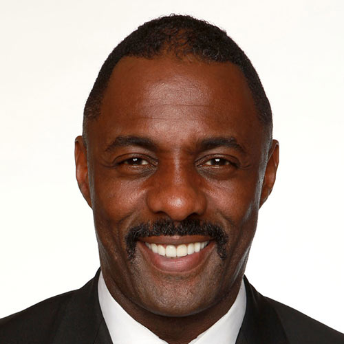 Actors answer: IDRIS ELBA