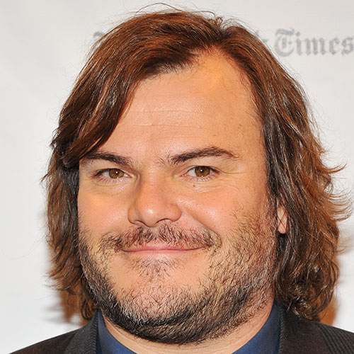 Actors answer: JACK BLACK