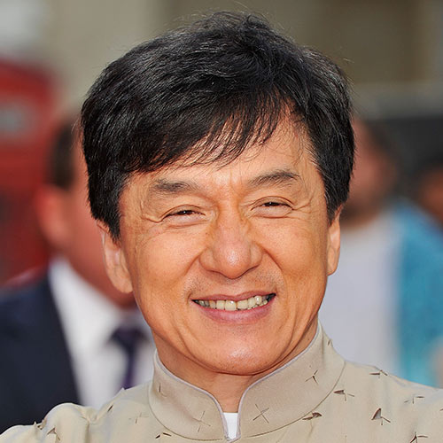 Actors answer: JACKIE CHAN