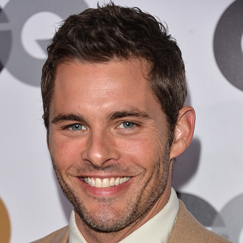 Actors answer: JAMES MARSDEN