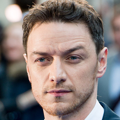 Actors answer: JAMES MCAVOY