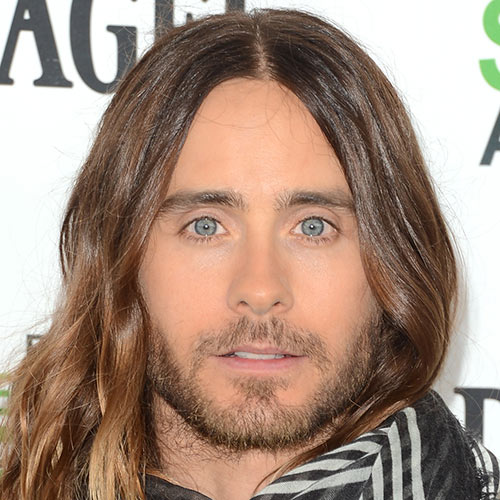 Actors answer: JARED LETO