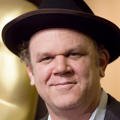 Actors answer: JOHN C REILLY