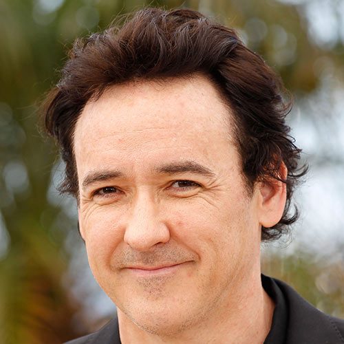 Actors answer: JOHN CUSACK