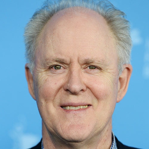 Actors answer: JOHN LITHGOW