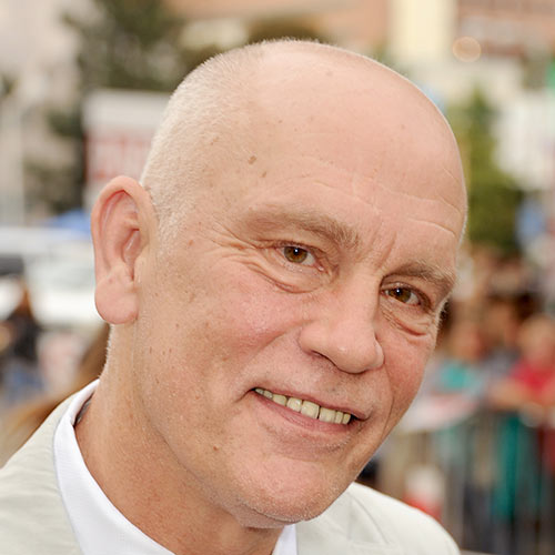 Actors answer: JOHN MALKOVICH