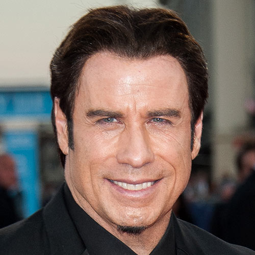 Actors answer: JOHN TRAVOLTA