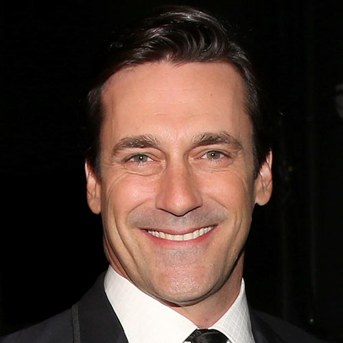 Actors answer: JON HAMM