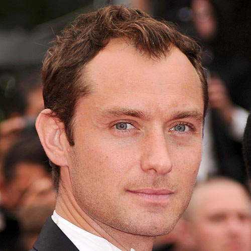 Actors answer: JUDE LAW