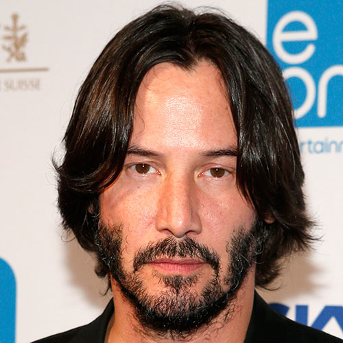 Actors answer: KEANU REEVES