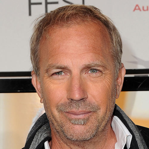 Actors answer: KEVIN COSTNER