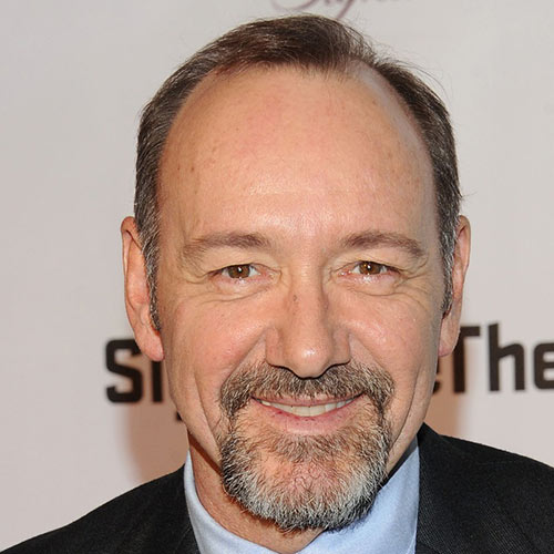 Actors answer: KEVIN SPACEY