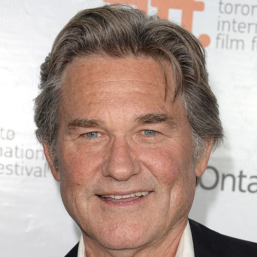 Actors answer: KURT RUSSELL