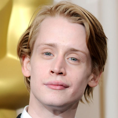 Actors answer: MACAULAY CULKIN