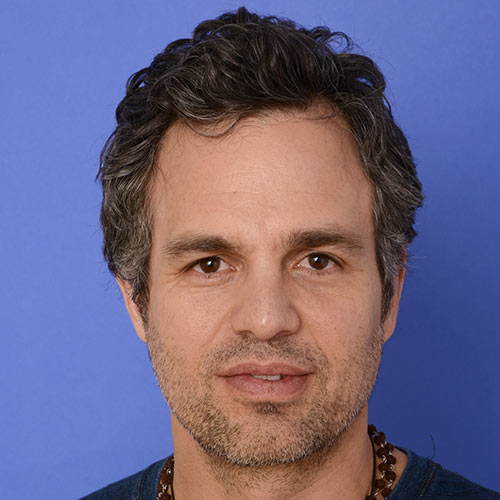 Actors answer: MARK RUFFALO