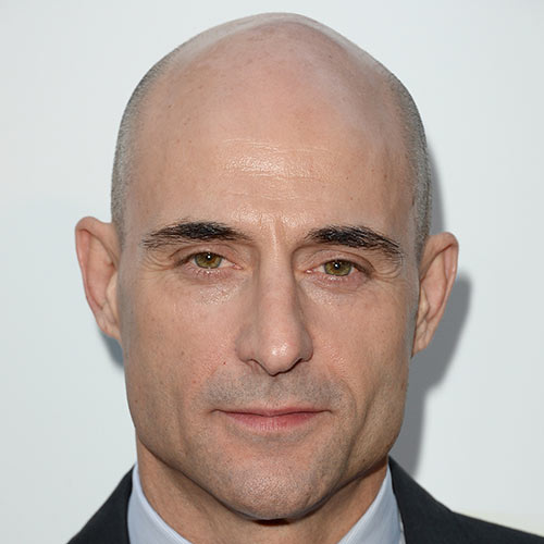 Actors answer: MARK STRONG