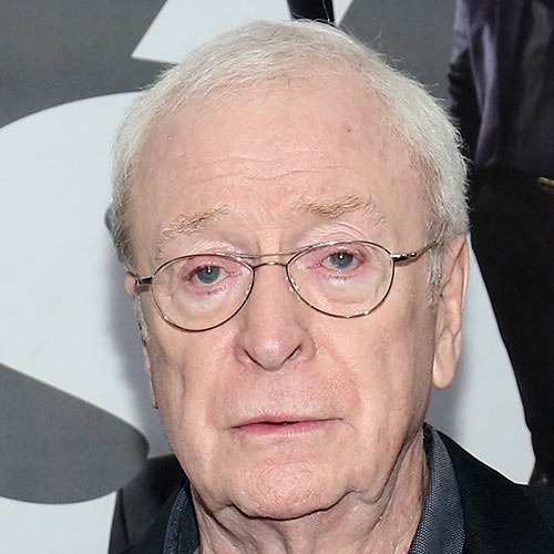 Actors answer: MICHAEL CAINE