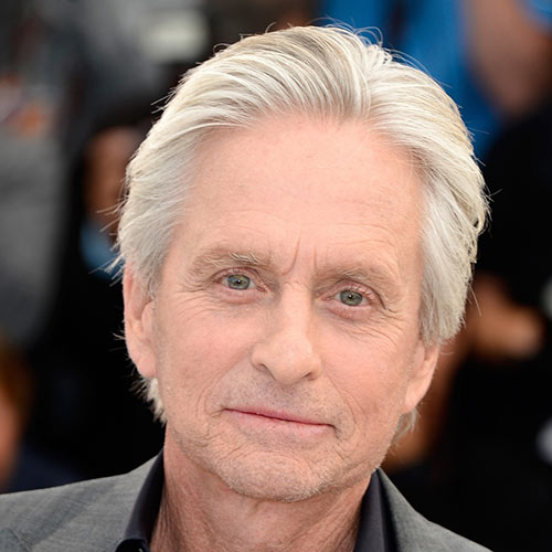 Actors answer: MICHAEL DOUGLAS
