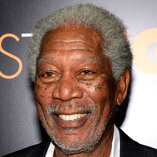Actors answer: MORGAN FREEMAN