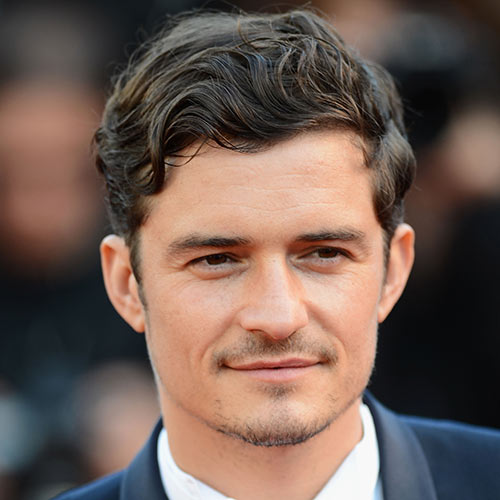 Actors answer: ORLANDO BLOOM