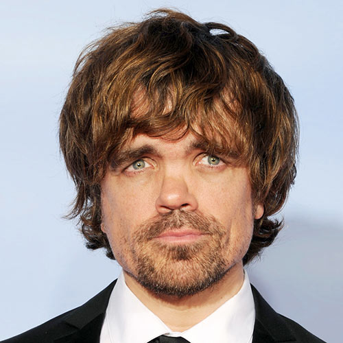 Actors answer: PETER DINKLAGE