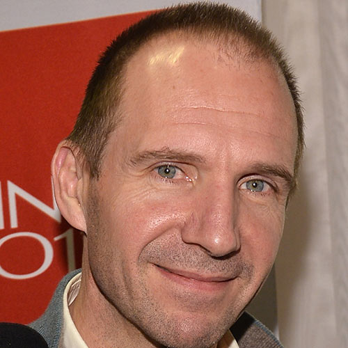 Actors answer: RALPH FIENNES