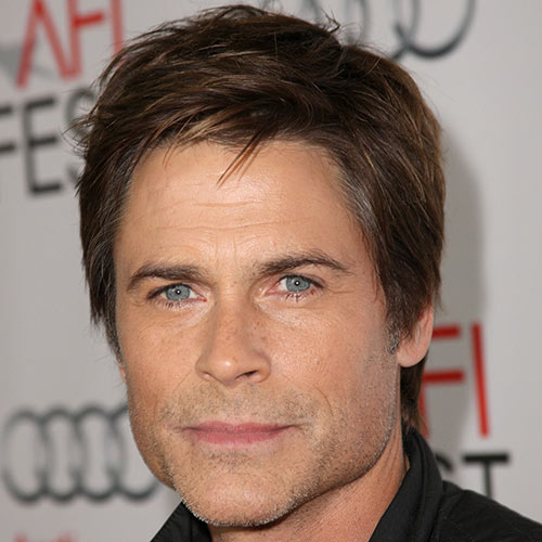 Actors answer: ROB LOWE