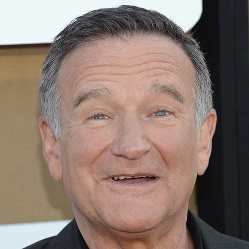 Actors answer: ROBIN WILLIAMS