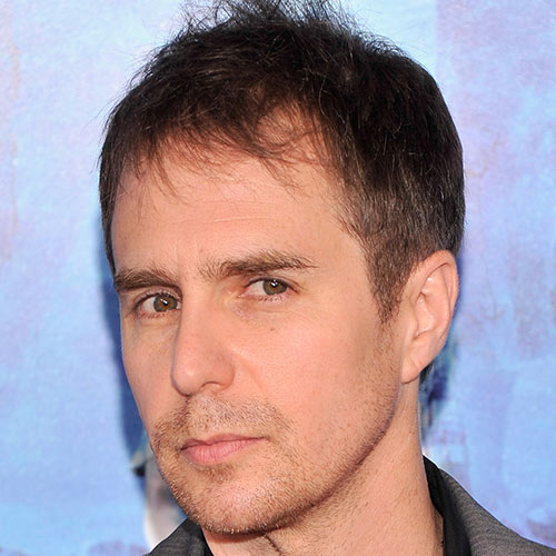 Actors answer: SAM ROCKWELL
