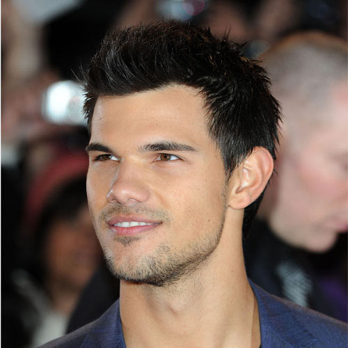 Actors answer: TAYLOR LAUTNER