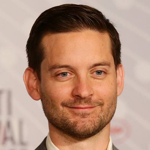 Actors answer: TOBEY MAGUIRE