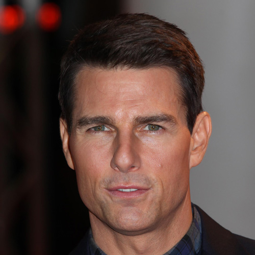 Actors answer: TOM CRUISE