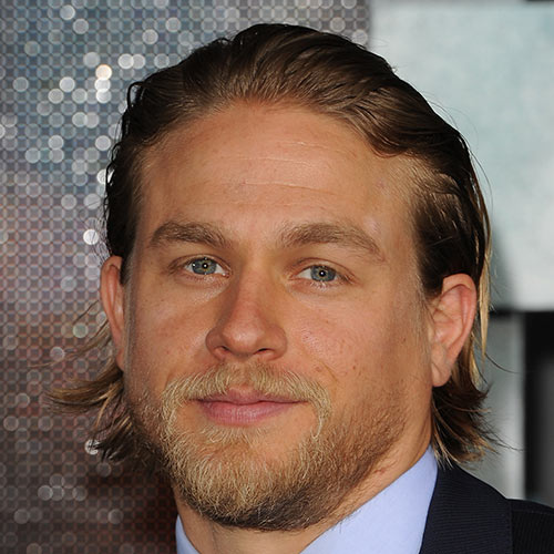 Actors answer: CHARLIE HUNNAM
