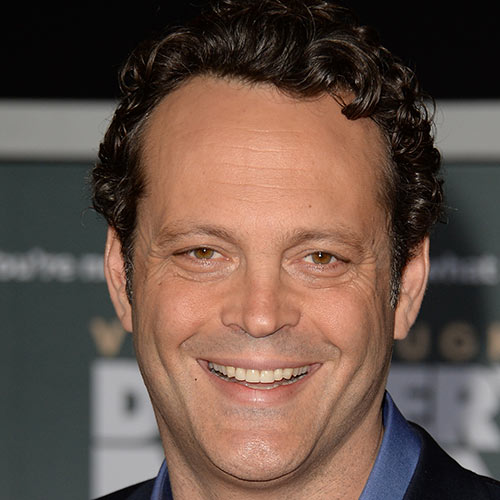 Actors answer: VINCE VAUGHN