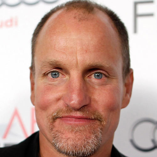 Actors answer: WOODY HARRELSON