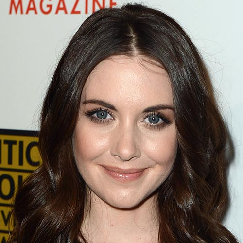Actresses answer: ALISON BRIE