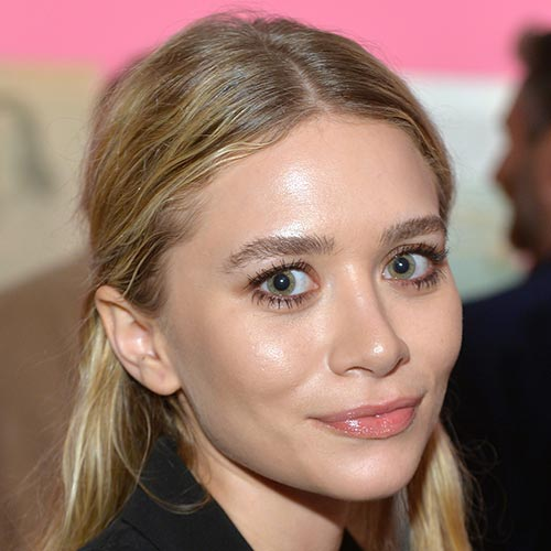 Actresses answer: ASHLEY OLSEN