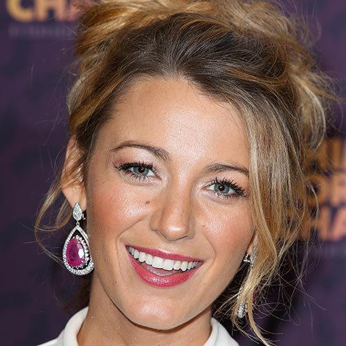 Actresses answer: BLAKE LIVELY