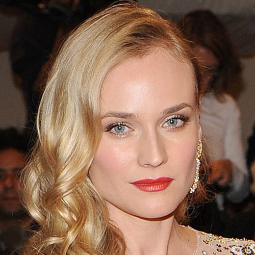 Actresses answer: DIANE KRUGER