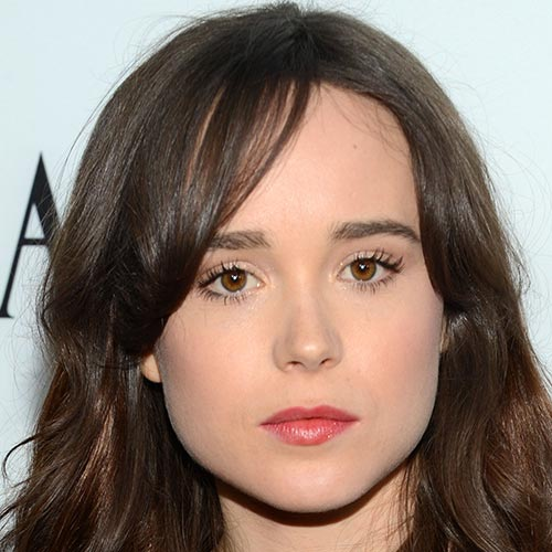 Actresses answer: ELLEN PAGE