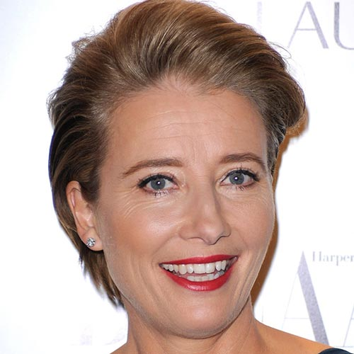 Actresses answer: EMMA THOMPSON