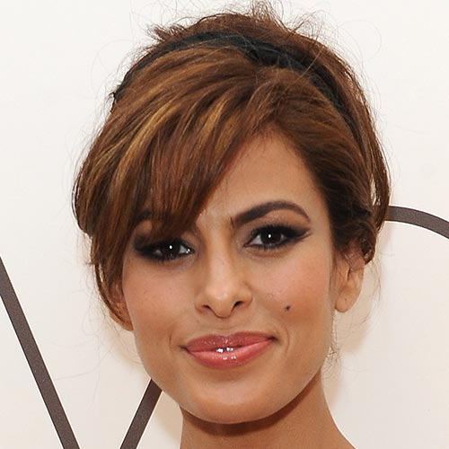 Actresses answer: EVA MENDES