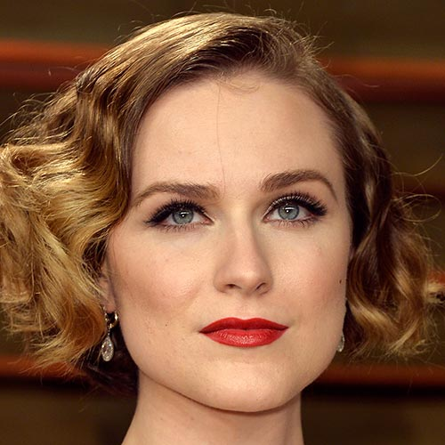 Actresses answer: EVAN RACHEL WOOD