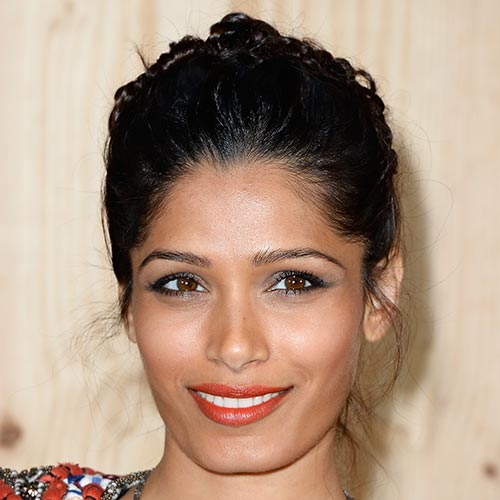 Actresses answer: FREIDA PINTO