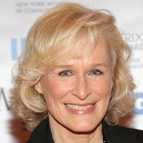 Actresses answer: GLENN CLOSE